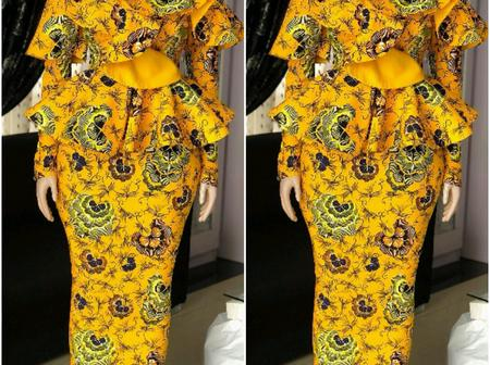 Few days to Easter Sunday: Check out these stunning skirt and blouse styles you should try out