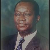 Biography Of Kwame Addo Kuffour.