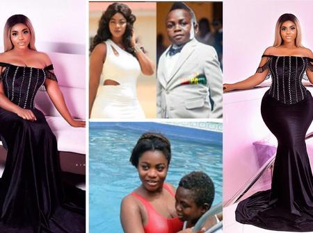 Yaw Dabo's 'Girlfriend' Vivian Okyere Releases Breathtaking Pictures As She Celebrates Her Birthday