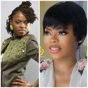 Check Out Before And After Pictures Of Nigerian Singer Chidinma Ekile