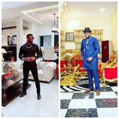 Peter Okoye or E-Money: Who Do You Think Has The Most Beautiful Mansion? (Photos)