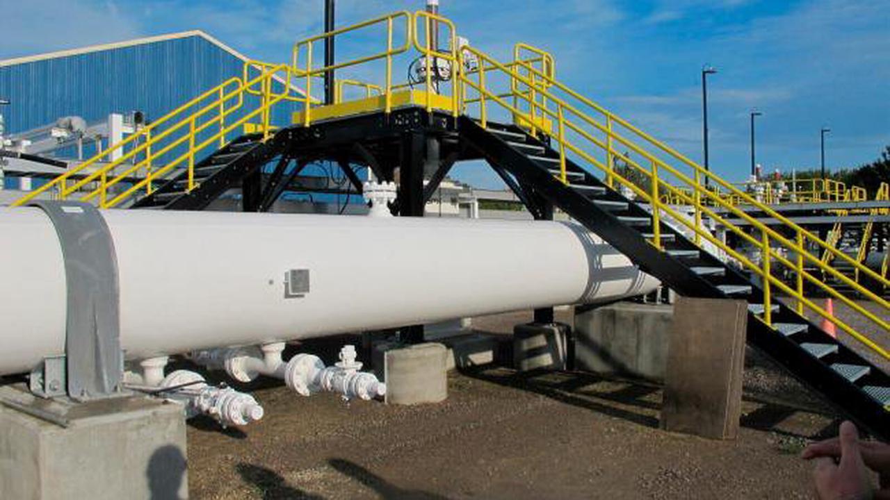 Malware attack on US pipeline linked to DarkSide criminal group