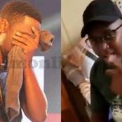 Sarkodie Cries Over The Death Of His 'Best Friend', Micheal As He Shares Their Last Conversation