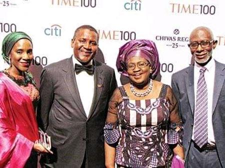 See The Lovely Family Of Dr Ngozi Iweala; Their Academic And Career Achievements