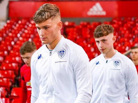 Leeds United star picks South Africa over England