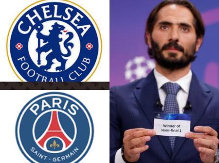 OFFICIAL: UEFA Champions League Semifinals Fixtures, Date & Time