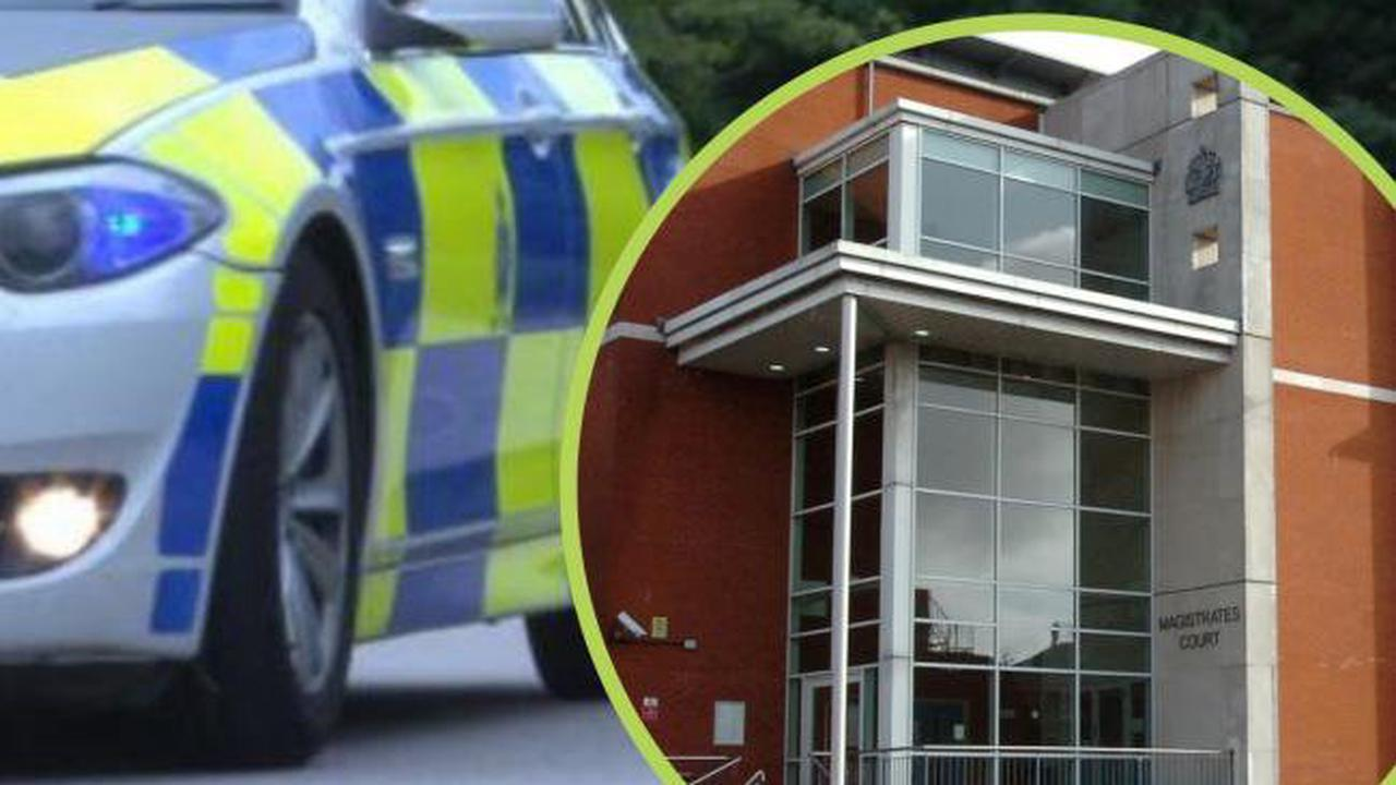 Herefordshire man failed to turn up after prison release