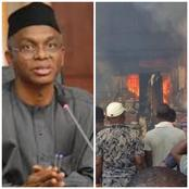 Today's Headlines: Bandits Abduct 10 People And Set Houses Ablaze, El-Rufai Speaks Again