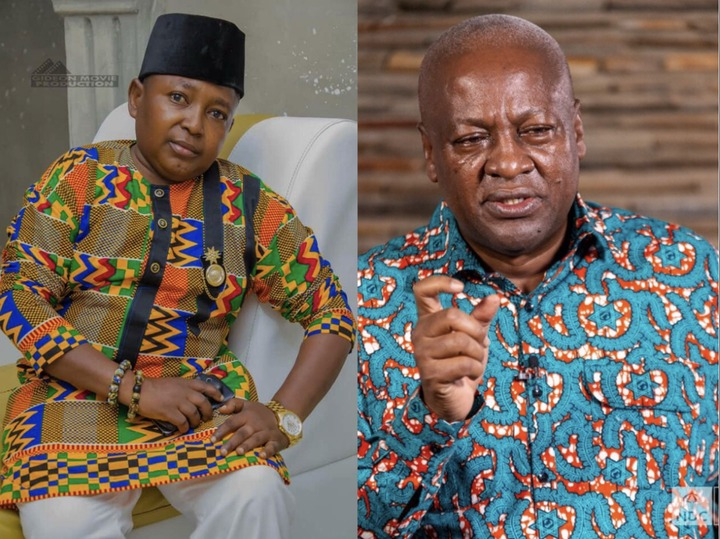 9d7ac25973d2f9621b196a403307880d?quality=uhq&resize=720 - Actor Wayoosi Finally Clears The Air On Endorsing John Mahama