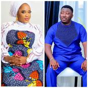 Nollywood Actress, Lola Margaret Shows Off Her Husband As She Celebrates His Birthday (Photos)