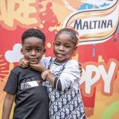 Celebrity Friendships: Check Out Lovely Photos of Nigerian Celebrity Kids Who are Best of Friends