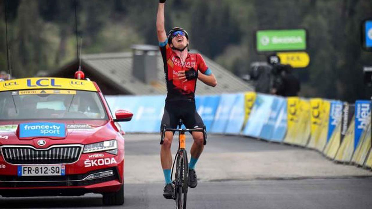 Critérium du Dauphiné: Padun gewinnt 7. Etappe, Porte holt Gelb