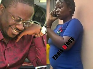 Video: Kokun Foundation Boss Allegedly Chases Out A Pregnant Woman He Helped For Being Ungrateful.