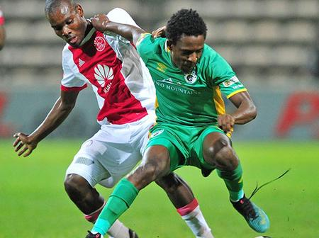 Baroka FC exits Nedbank Cup as Ajax Cape Town reached Round of 16 after 5-4 win.(Opinion)
