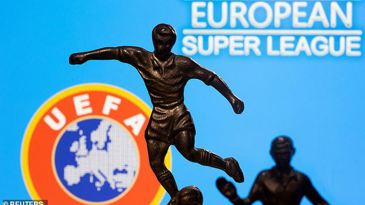 Premier League's Big Six 'in line for large chunk of UEFA's new £6BILLION fund in future years'... just weeks after walking away from the botched European Super League plans