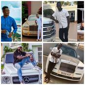 Over 50 Photos Of The Most Expensive Cars And Mansion By Adebayor, Asamoah, Lilwan and kwaku manu.