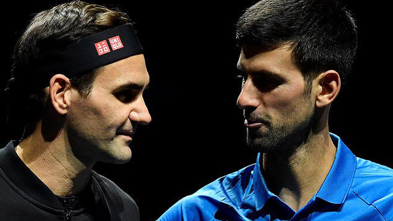 Novak Djokivic's father launches shocking tirade at Roger Federer saying the Swiss ace is 'not such a good man' and claims that he 'attacked' his son when he was 18