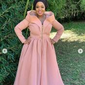 Winnie Mashaba left fans dumbstruck with her recent pictures looking absolutely stunning.