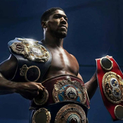 Check out Anthony Joshua's new post on Instagram that shows he is ready to knock out Tyson Fury