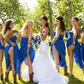 Ladies: see the worse wedding pictures I ever seen, I will not even dream to witness this.