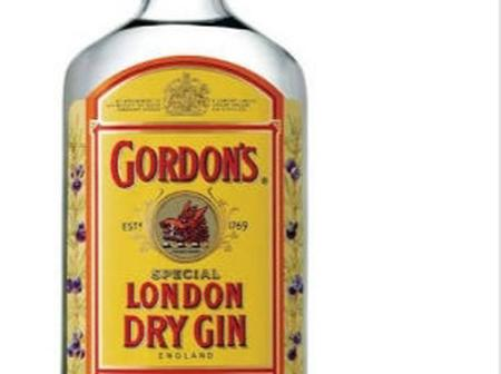 Health benefits of drinking dry gin.