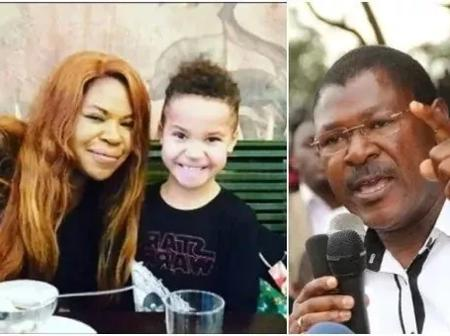 Meet Gorgeous Daughter Of Senator Wetangula Who Is Eating Life With A Big Spoon Abroad