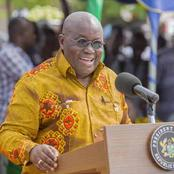 Massive Reactions After Akufo-Addo Finally Declared His Stand On LGBT