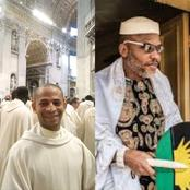 Nigerian Catholic Priest Sends Strong Message To Kanu Over His Fight For Biafra, Read What He Said