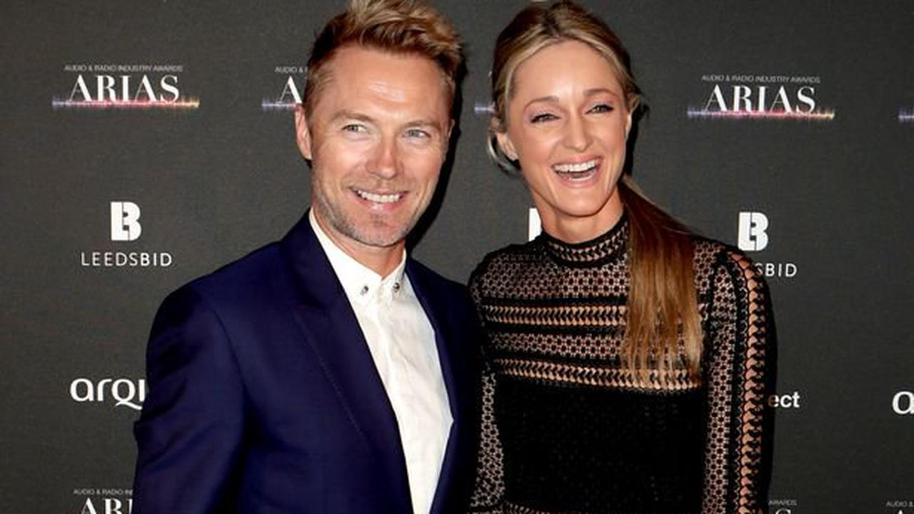 Ronan Keating's son Cooper, 4, rushed to hospital