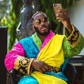 Kiddwaya throws shade as his fans gifted him a cow for his birthday