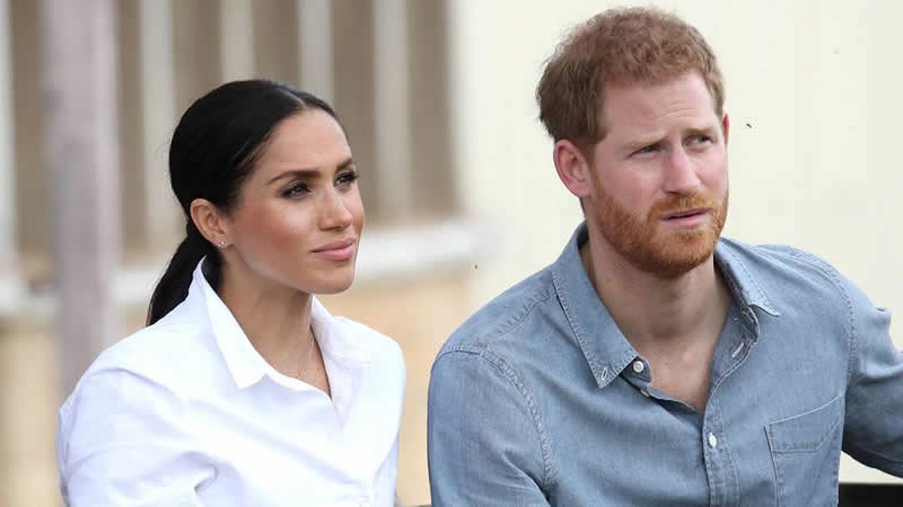 Meghan Markle and Prince Harry Have Partnered With Procter & Gamble