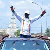 Résultats législatives 2021: enfin la CEI met fin au débat Bictogo élu député d'Agboville avec 53 %