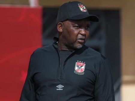 """""""He Doesn't Know How To Think"""". Ex Al Ahly Coach Blast Pitso After Poor Champion League Performance"""