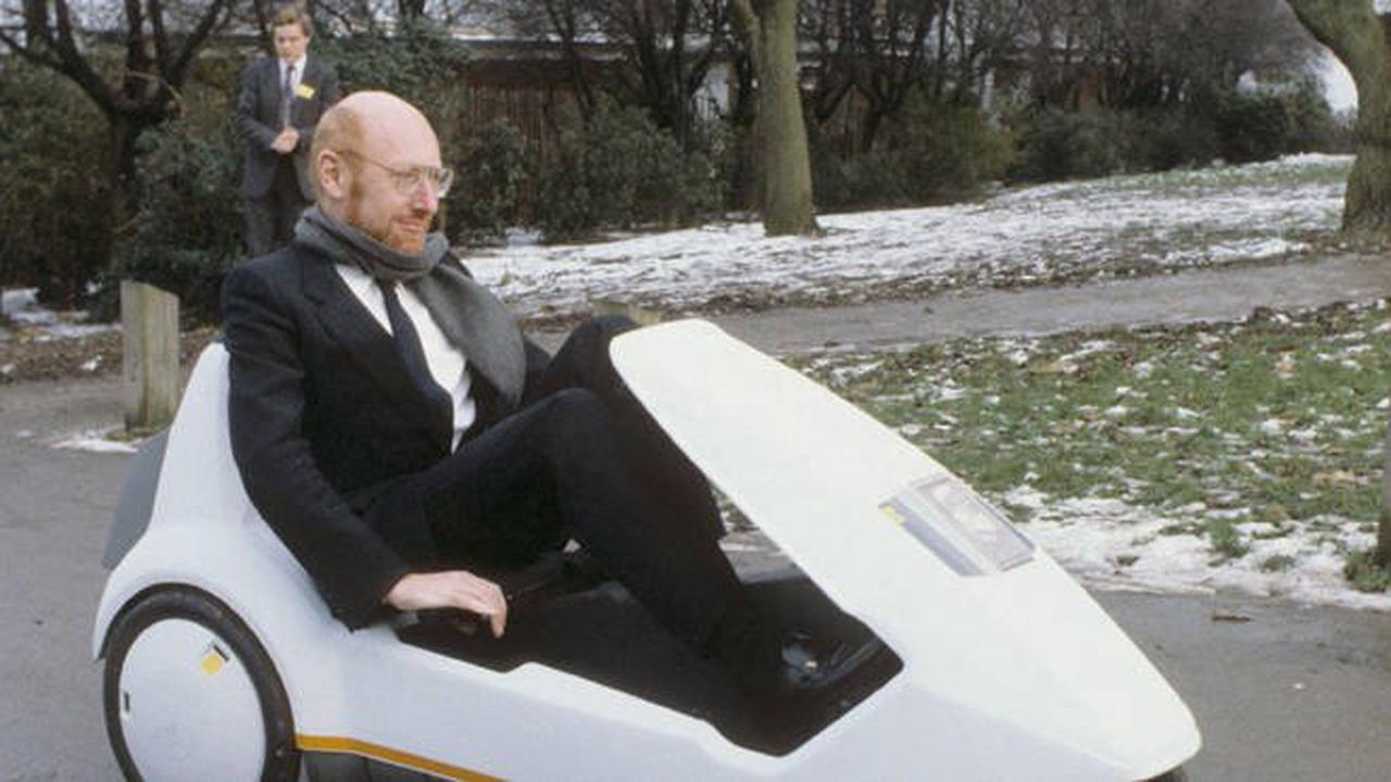Computer pioneer Sir Clive Sinclair dies aged 81 after long battle with cancer