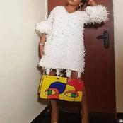Ini Edo, Mercy Eke & Empress Njamah react as Rita Dominic shares photo wearing a unique outfit