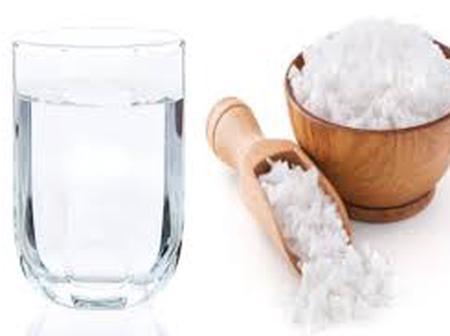 Spiritual benefits of salt