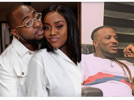 Perruzi reacts to allegations that he had an affair with Davido's wife
