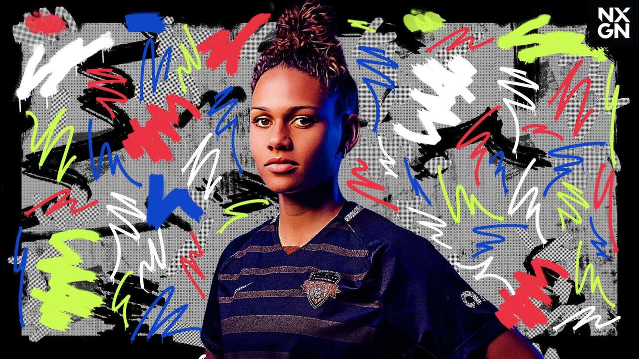 Trinity Rodman: Can NBA icon's record-breaking daughter become a USWNT star? | Goal.com