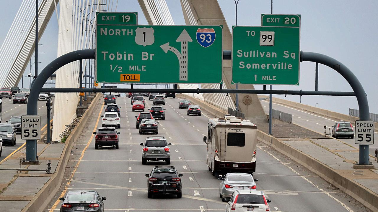 State officials say traffic has returned to pre-pandemic levels
