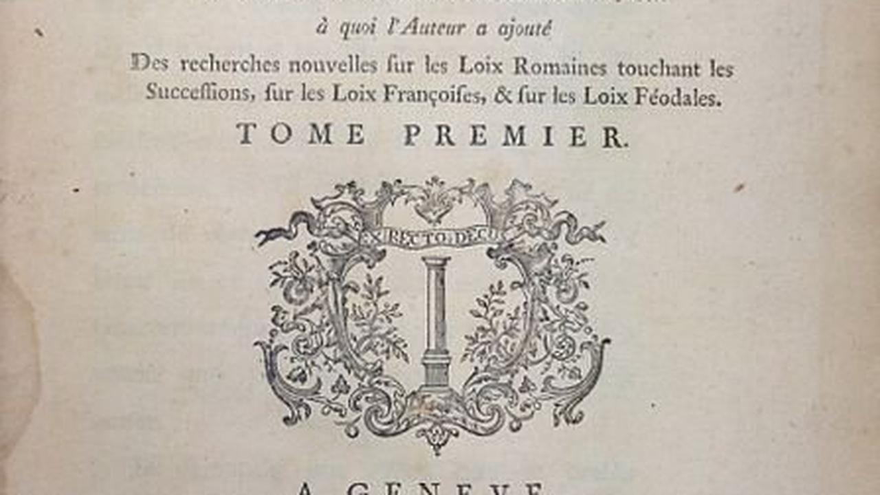 Polis et justice, C'est la faute à Montesquieu - Ép. 2/9 - Miroir et mémoire de l'Europe : à la recherche d'une culture juridique partagée, du Moyen Âge à l'Époque contemporaine