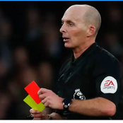 See The Referee That Has Given 100 Red Cards In The Premier League