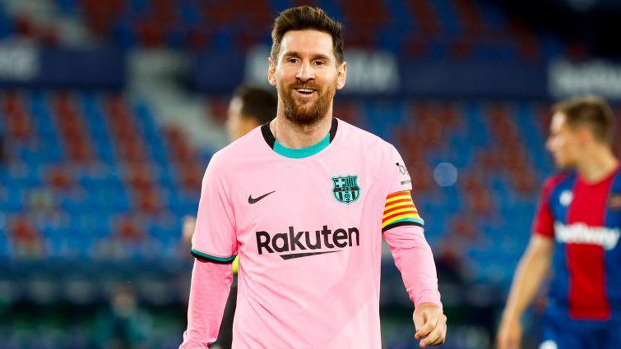Barça : Messi tout proche de battre deux légendes du Real Madrid