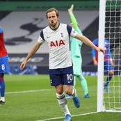 Where Harry Kane is Ranked in The Golden Boot Race After Scoring 2 Goals
