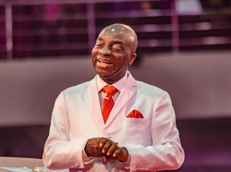 Bishop David Oyedepo Reveals The Secrets of His Riches