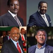 Experts Reveal How One Kenya Alliance's Presidential Candidate is Likely to be Determined