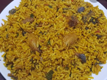 Leave Jollof, Fried, Coconut And Concotion Rice, See This Easy And Tasty Rice Recipe You Should Try