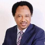 Senator Shehu Sani speaks on bandits says,