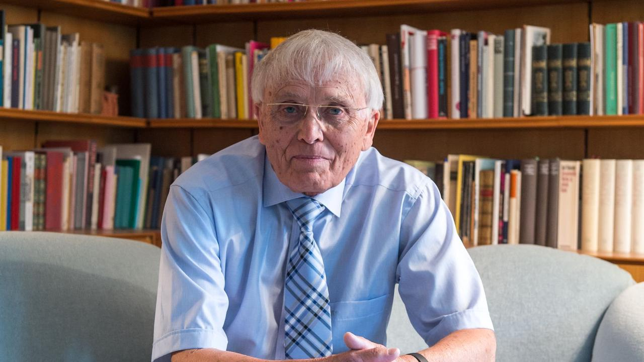 Reiner Kunze erhält den Deutschen Schulbuchpreis