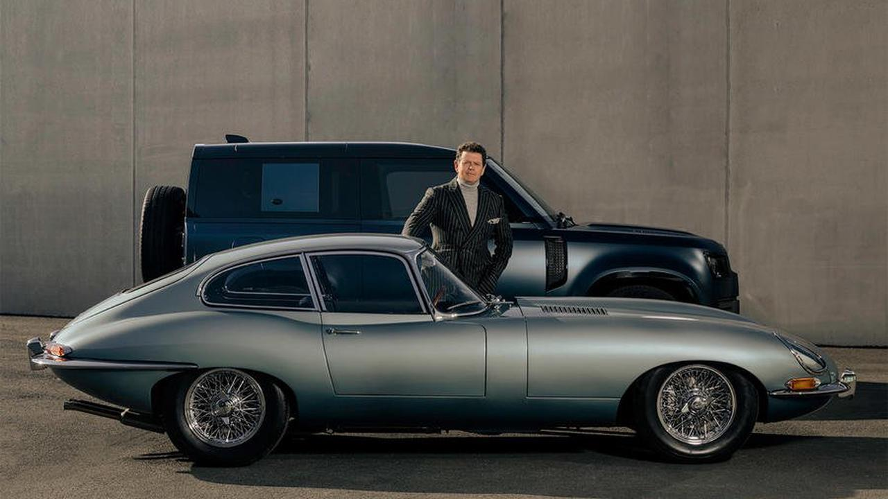 How Gerry McGovern will redefine Jaguar for the electric era
