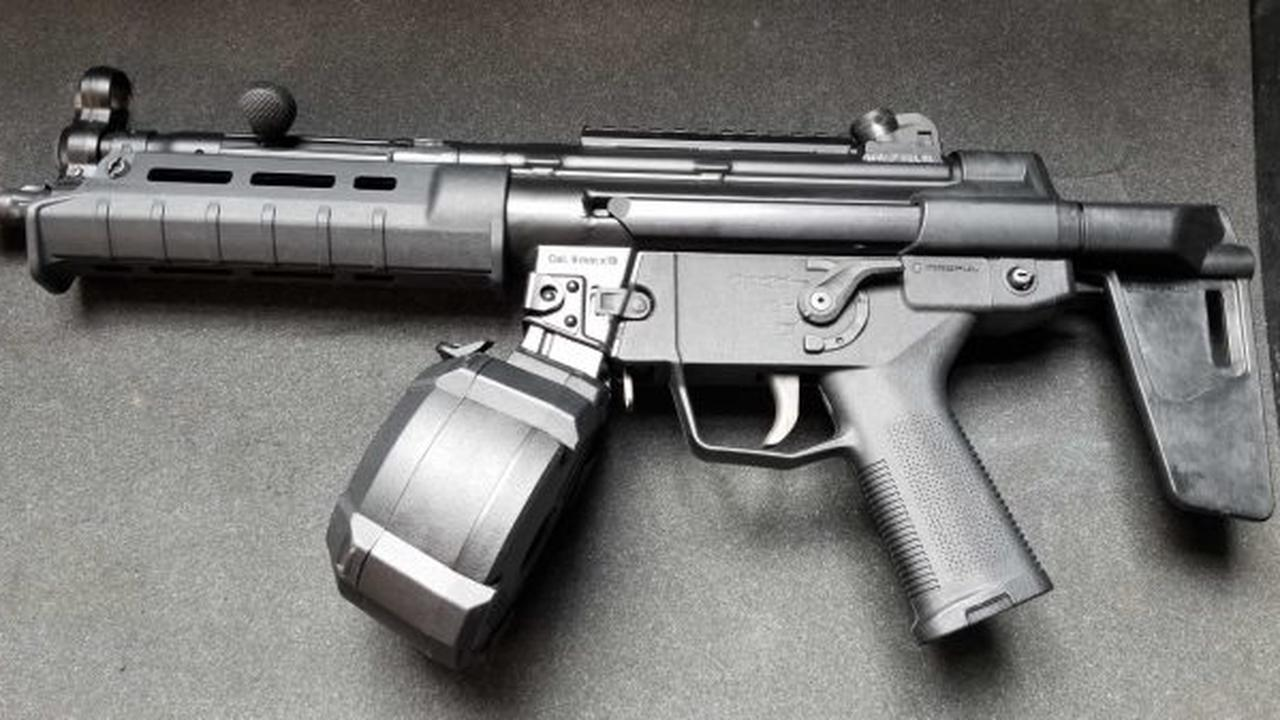 [TFB GUNFEST] Magpul MP5 Brace -